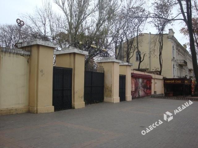 Впрокуратуре Одесской области назвали строительство торговых точек вГорсаду преступным