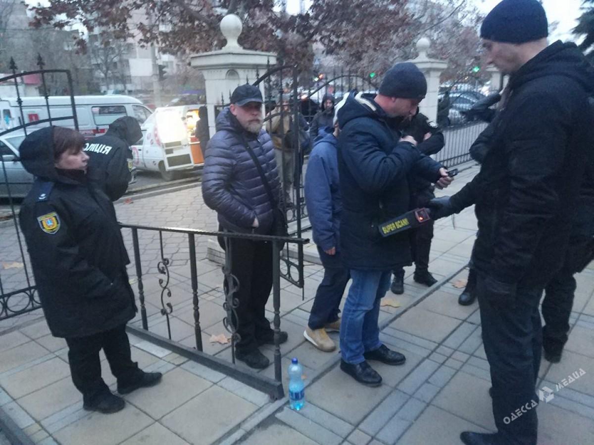 Сергея Стерненко арестовали под копирку заДемьяном Ганулом