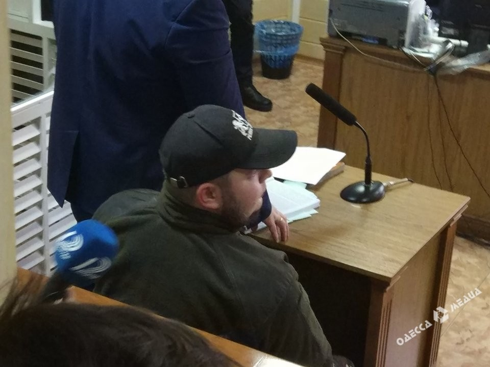 Суд отправил Стерненко вСИЗО, назначив размер залога неменее 600 тысяч грн