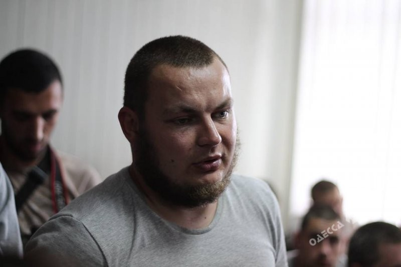 Под Апелляционным судом Одесской области пройдет акция в защиту Демьяна Ганула
