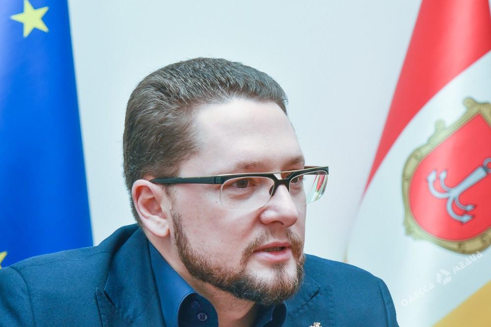 Павел Вугельман: «В Одессе появится главная городская спортивная арена за 90 млн гривен»