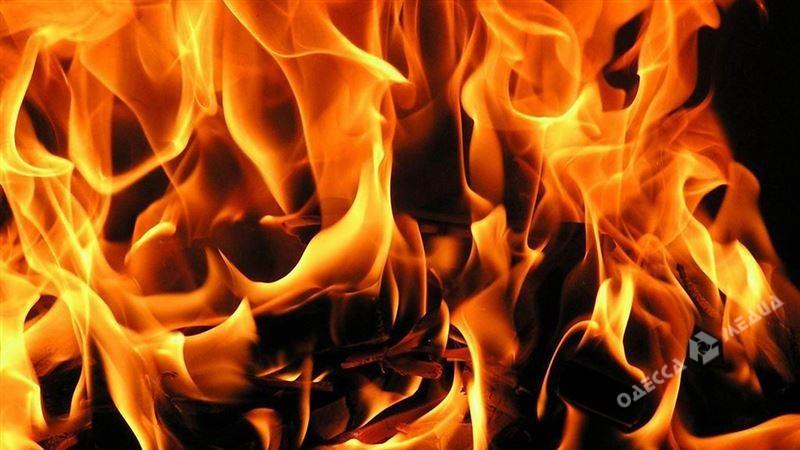 Пожар втубдиспансере вОдесской области: cотрудники экстренных служб эвакуировали 8 больных