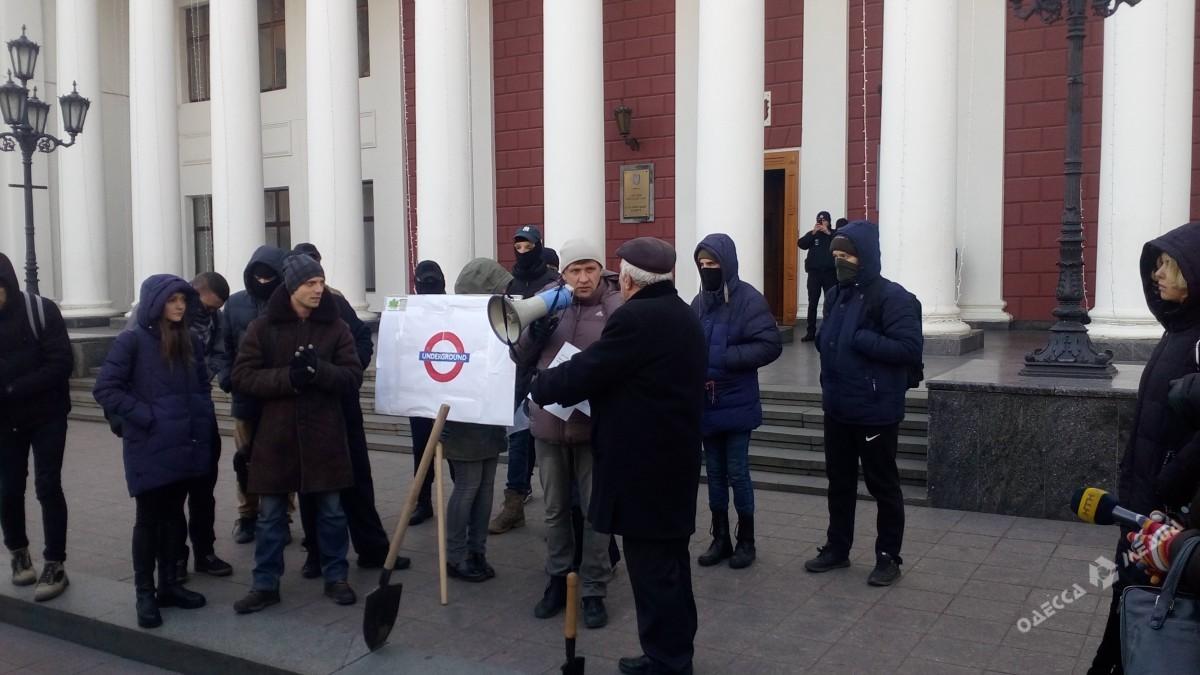 Одесса готовится сегодня протестовать из-за поднятия цен намаршрутки