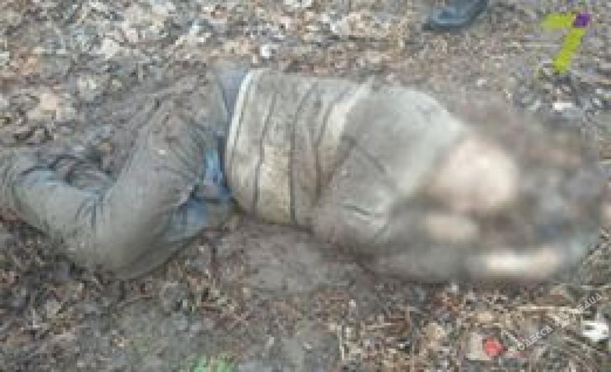В одесском парке обнаружили тело мужчины (фото)