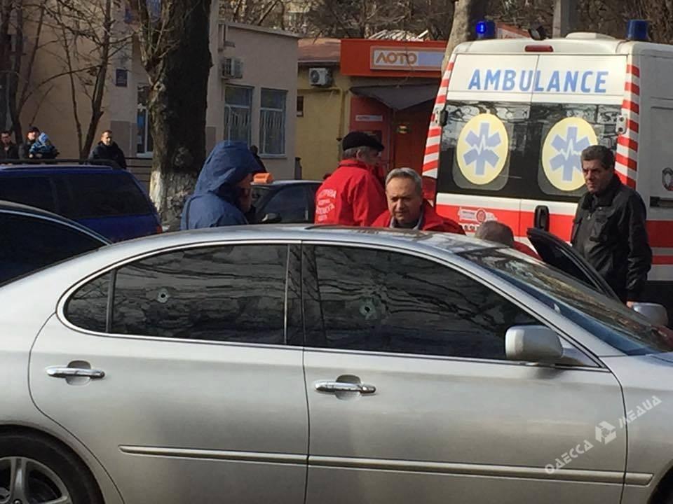 Детали стрельбы вОдессе: Кого наТаирова задержала милиция