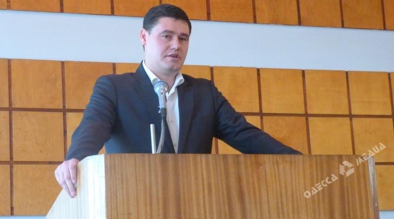 Мэр Труханов месяц непоявляется вОдессе