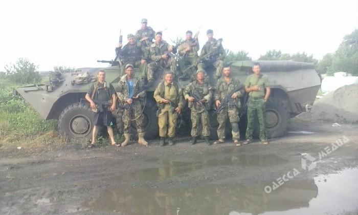 ВОдессе Служба безопасности задержала шпиона ФСБ