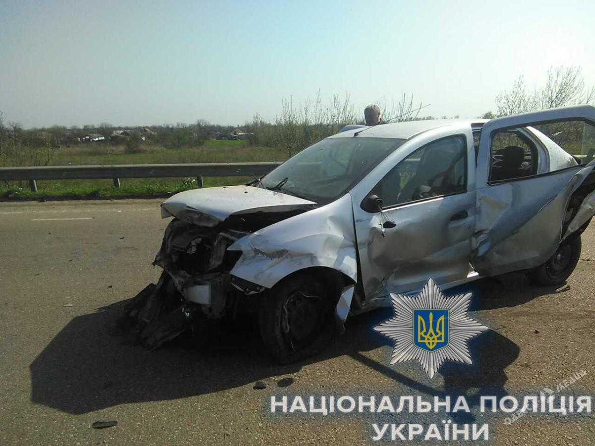 ДТП вОдесской области: умер ребенок