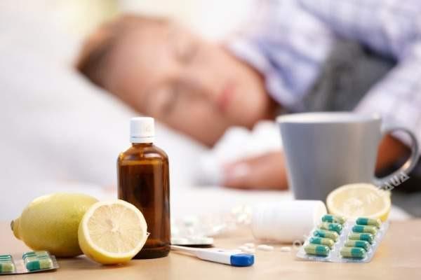 Занеделю заболеваемость гриппом вСеверной столице упала начетверть