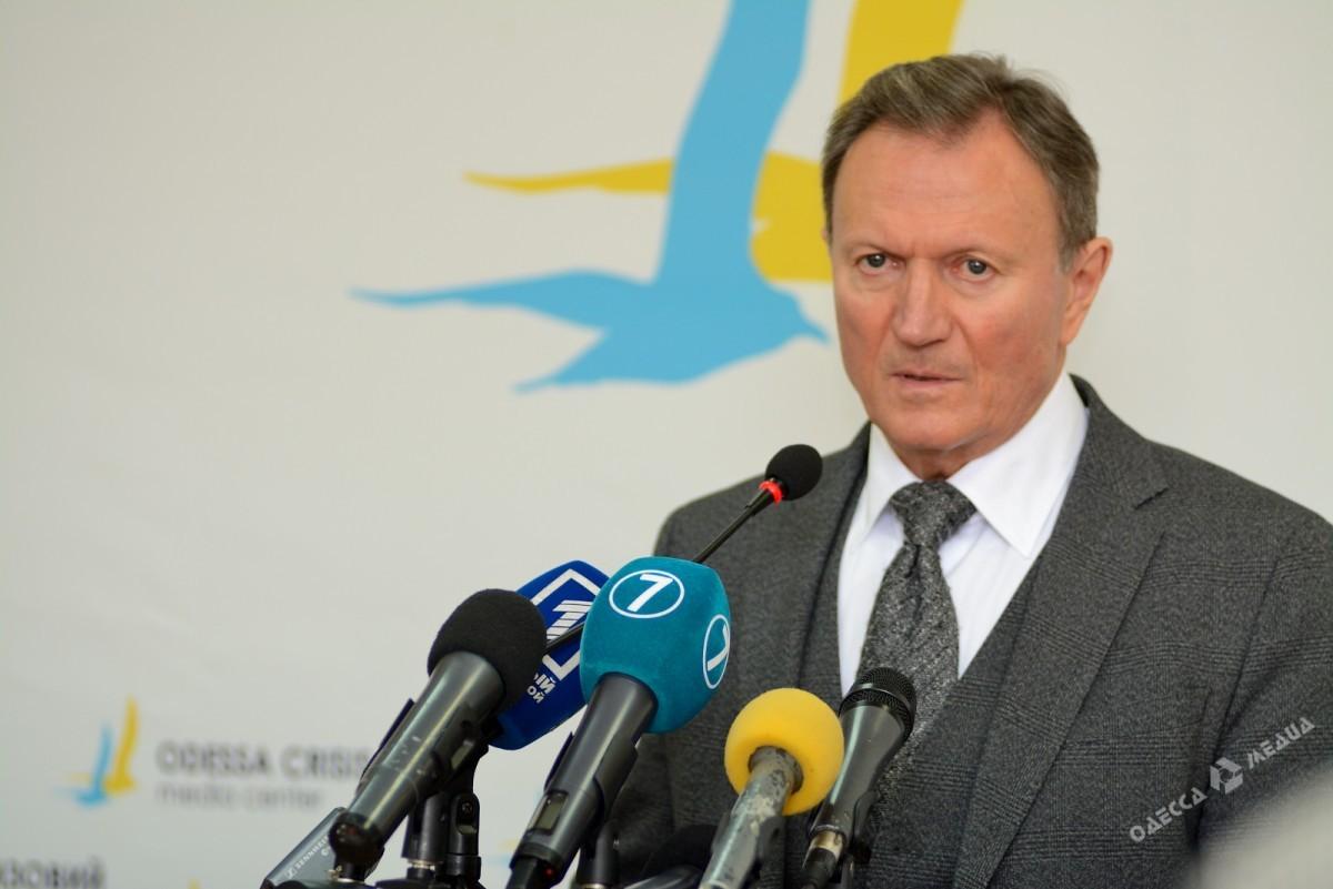 Минздрав отстранил ректора Одесского медуниверситета из-за опасений вкоррупции