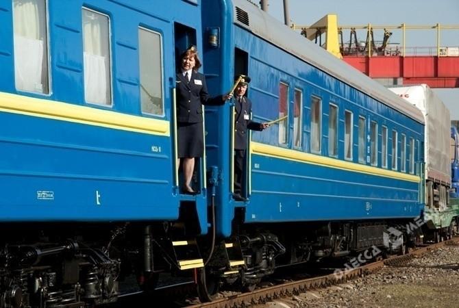 Поезд с запорожья в москву