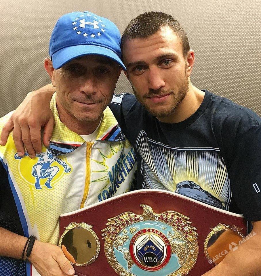 Спортсмен из Одесской области: «Докажу, что мой отец — гений бокса»