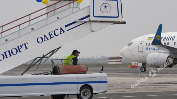 У одесского аэропорта стало больше пассажиров