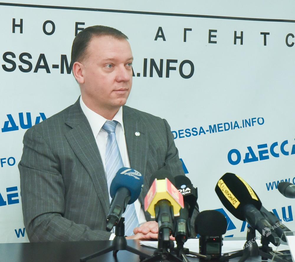 Вице-президент УСПП Юрий Крук рассказал о перспективах Черноморска и прокомментировал появление фейковой информации о его деятельности