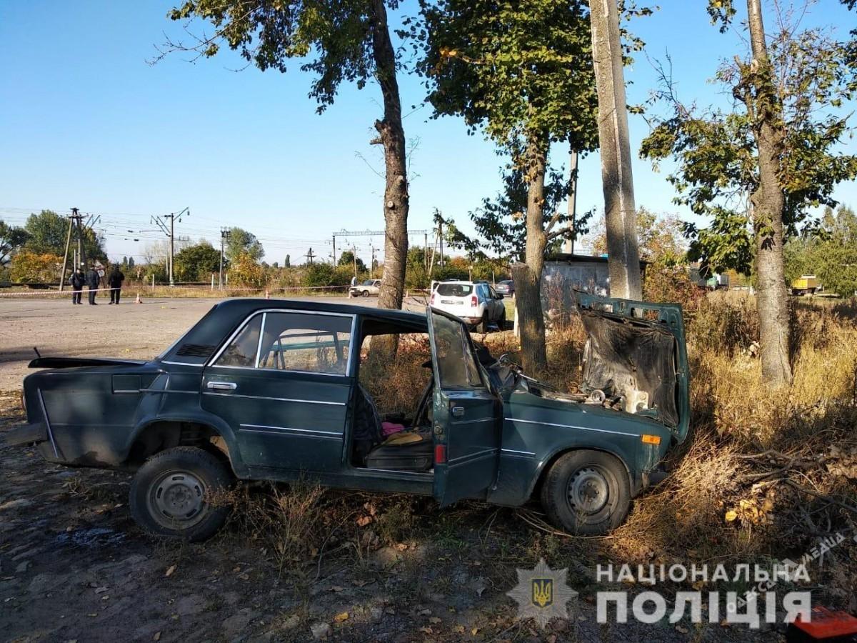 В Одесской области столкнулись два авто: есть погибший (фото)