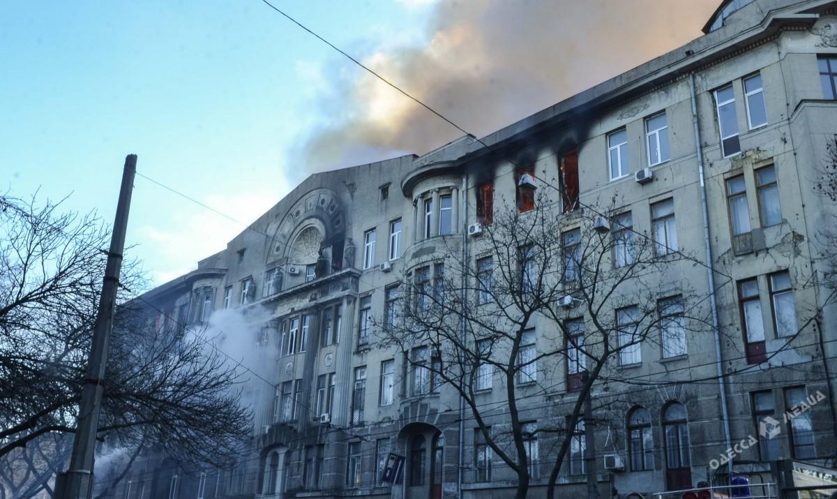 Пожар на Троицкой: ещё одному фигуранту дела вручили подозрение