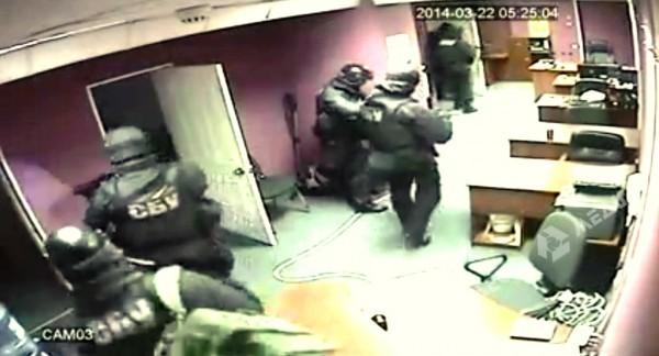 Сепаратист, недавно арестованный СБУ, вчера защищал Царева в Одессе