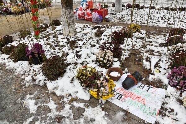 В Одессе милиция живой стеной разделила «Самооборону» и «Антимайдан» (ФОТО), фото-4
