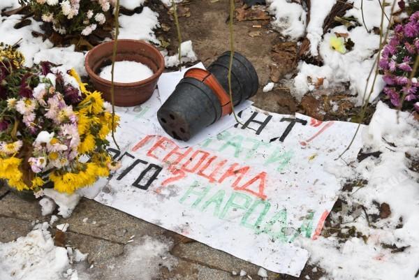 В Одессе милиция живой стеной разделила «Самооборону» и «Антимайдан» (ФОТО), фото-5