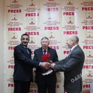 Международный союз журналистов и писателей «IUJW» помог одесситу издать книгу  - Фото №1