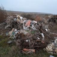 Орнитологический заказник в Одесской области превращается в свалку - Фото №9