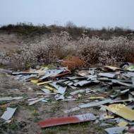 Орнитологический заказник в Одесской области превращается в свалку - Фото №7