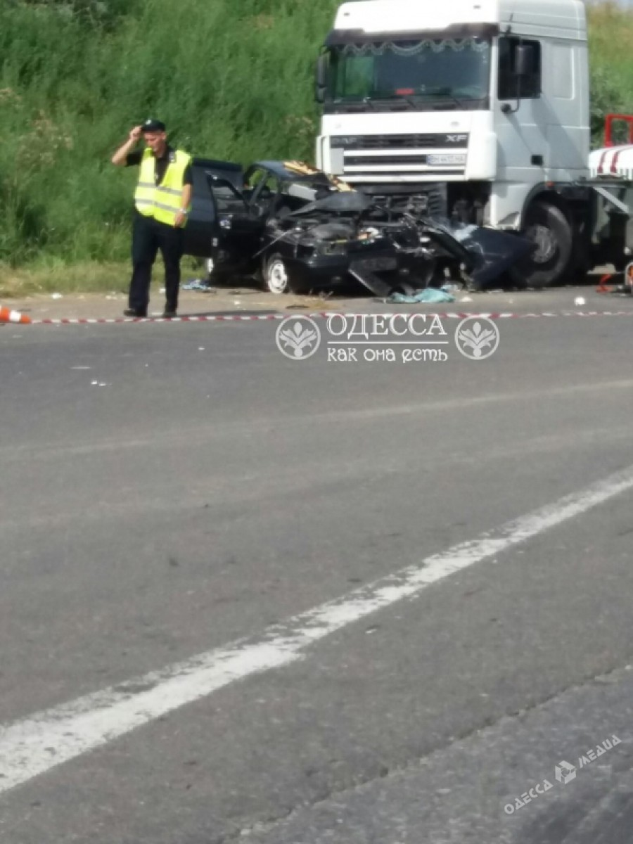 0ffc30de0ccadd3a4147bad56ad4504c В Одессе произошло смертельное ДТП