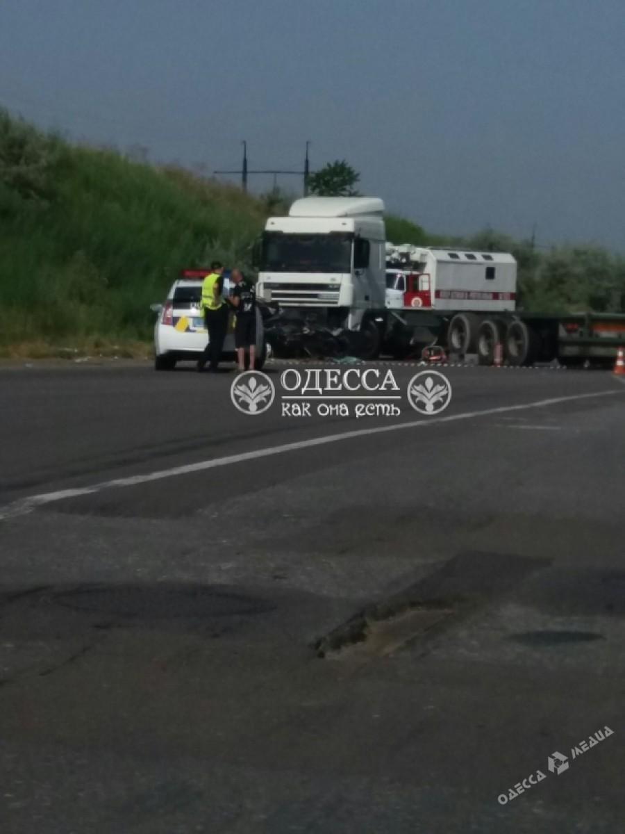 a4ee079b121c3d4a69dd64583572286a В Одессе произошло смертельное ДТП