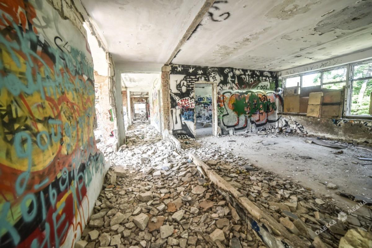 0842a8fe09f5f9ac68c146fdab1fc4bb Боль Одессы: развалины и воспоминания