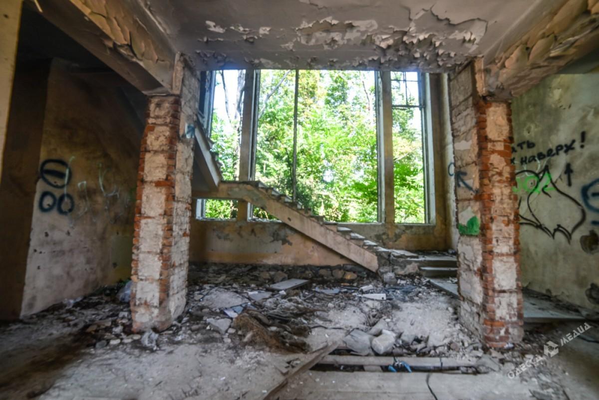 95f8abdfa610110979c20530861e68f8 Боль Одессы: развалины и воспоминания
