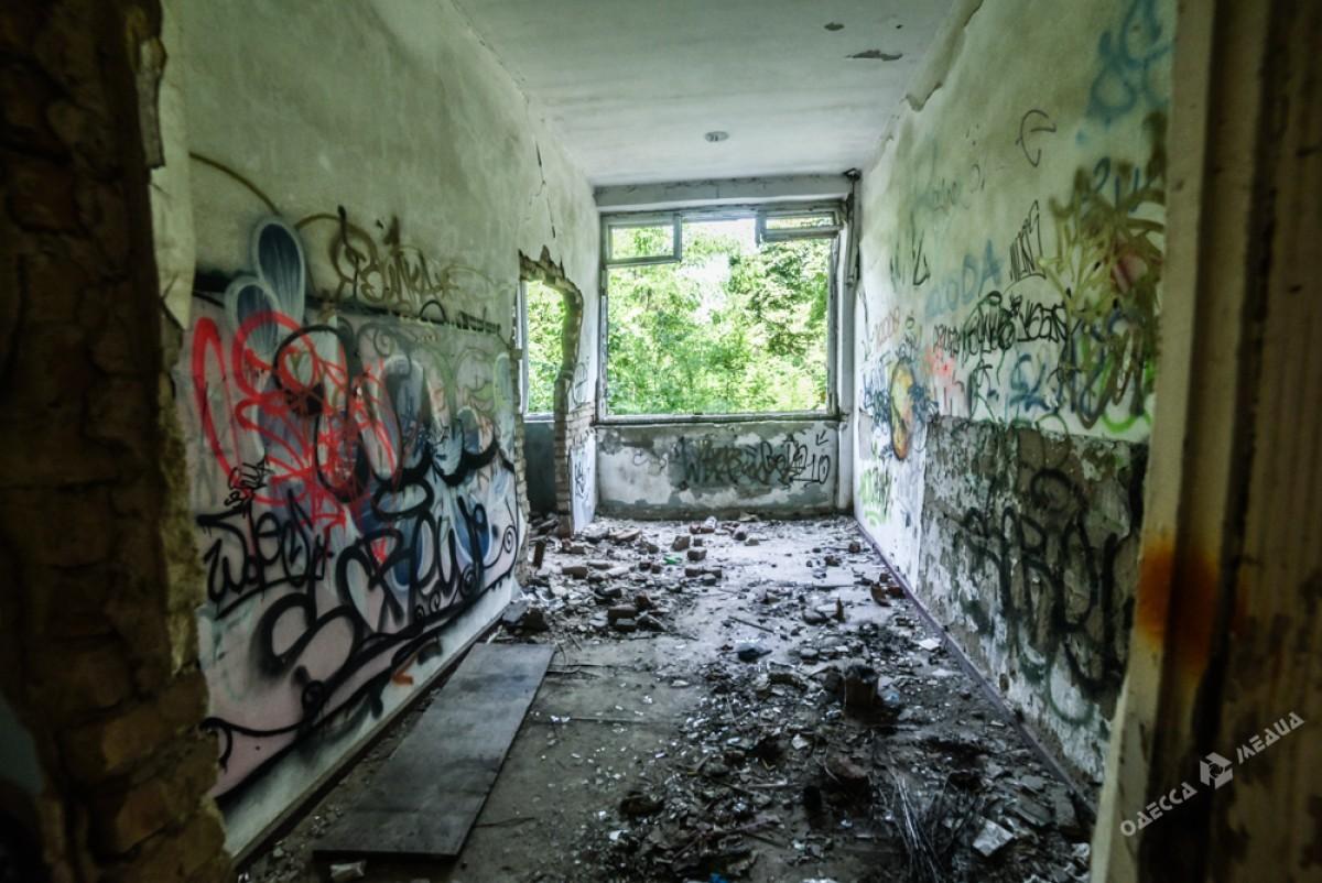 c08af0b46571bbd50ea2f0d309ed9914 Боль Одессы: развалины и воспоминания