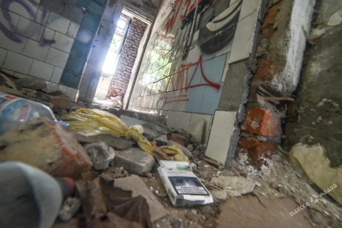 c6c26e3975825d97a5847c2ea84d19ee Боль Одессы: развалины и воспоминания