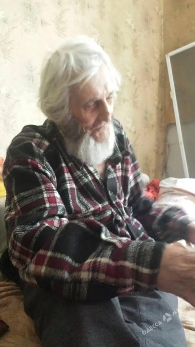 561712a48690ea928679fa15c83dbc3a В Одессе пенсионерка умерла от голода, а её муж чудом остался жив
