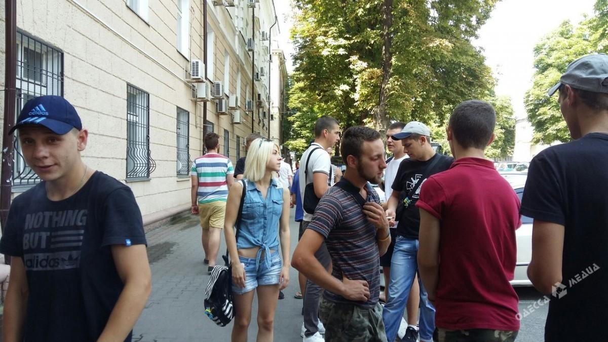 23b32baa410f630133dba556887ed064 В Одессе проще собрать митинг, чем заплатить налоги