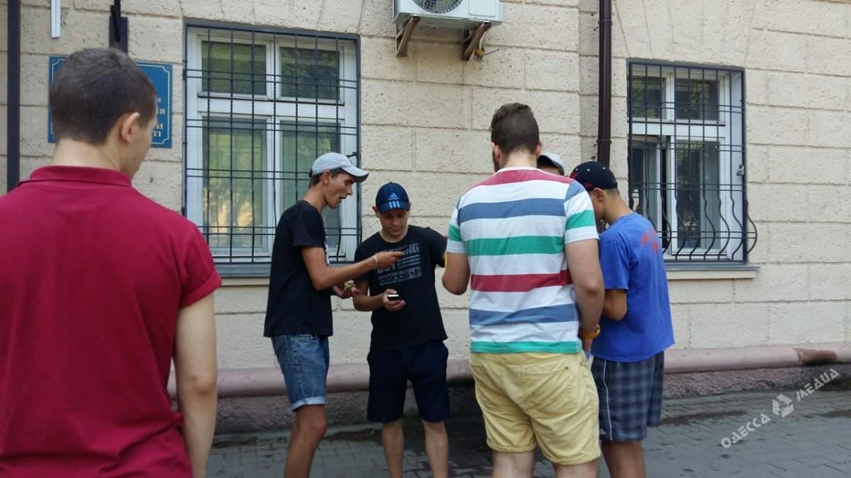 2ca35ec7f011c594530b13b2d176bedb В Одессе проще собрать митинг, чем заплатить налоги