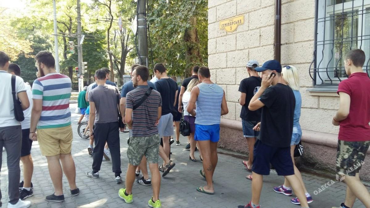 53043408fb3dc5cd979e769210295b9f В Одессе проще собрать митинг, чем заплатить налоги