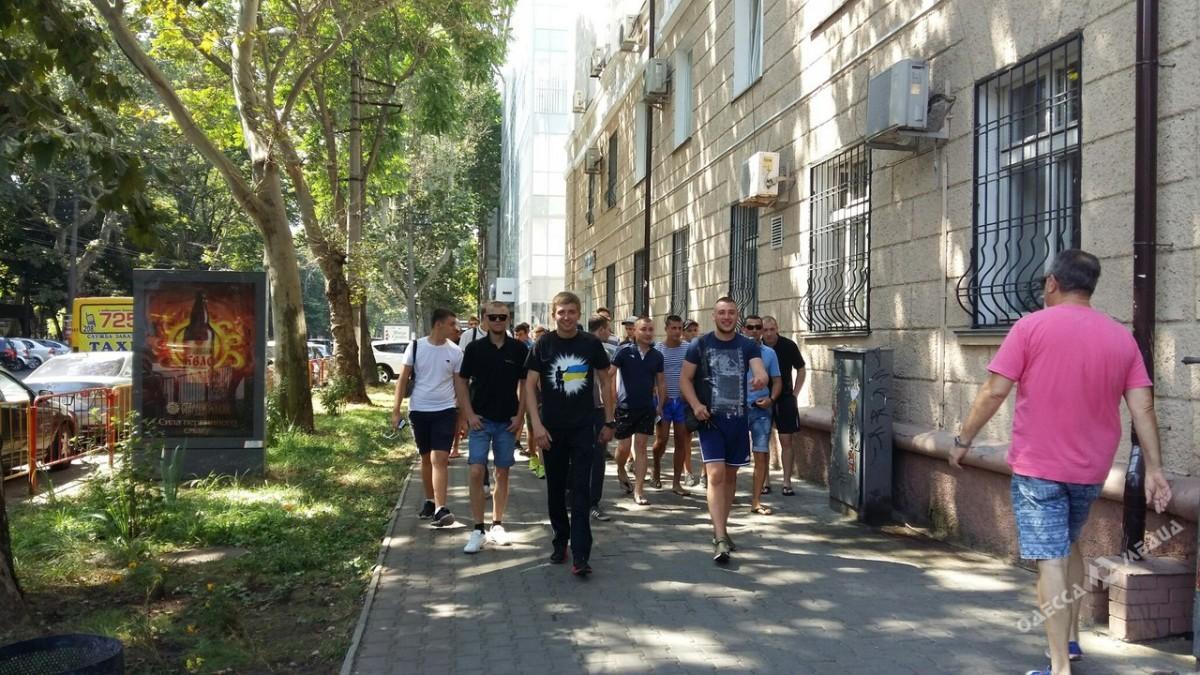 b84b5f105887b68eac5ba73aaec0077b В Одессе проще собрать митинг, чем заплатить налоги