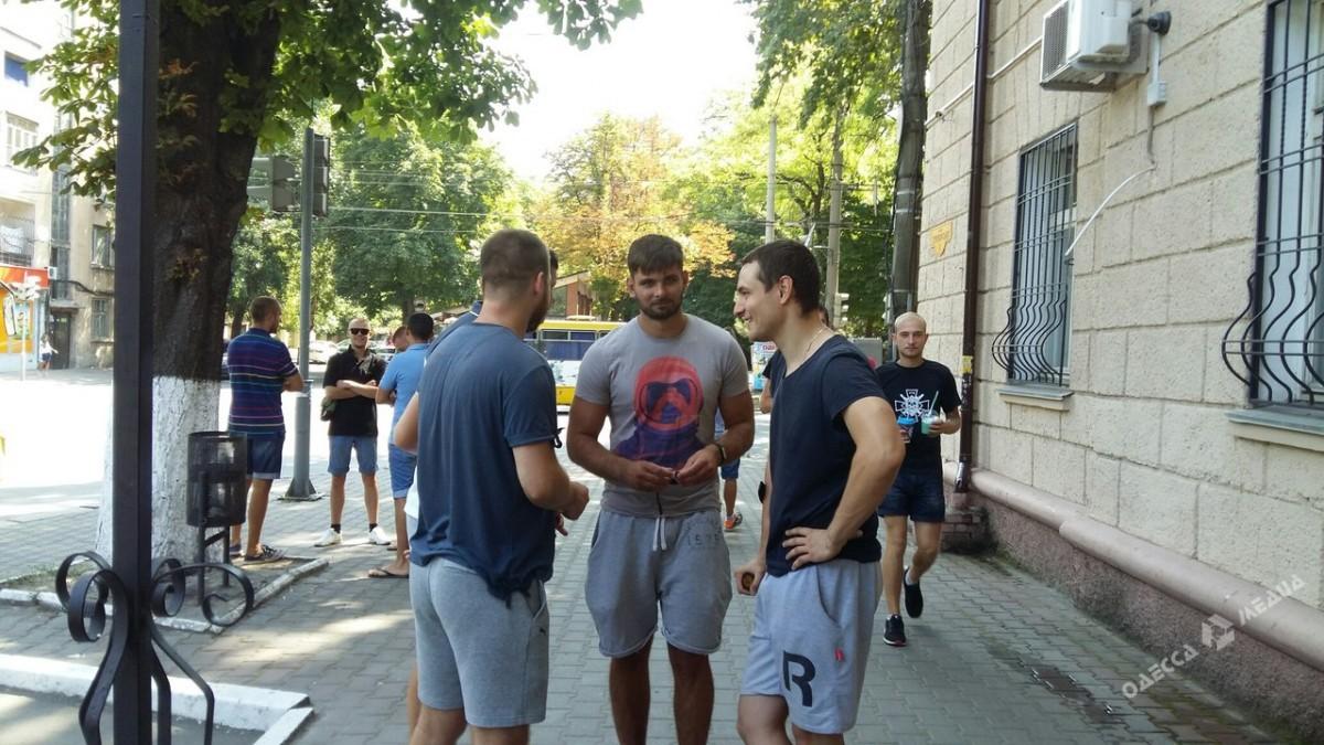 ebb04db31afc1a2d7f30cced5aa4c27b В Одессе проще собрать митинг, чем заплатить налоги