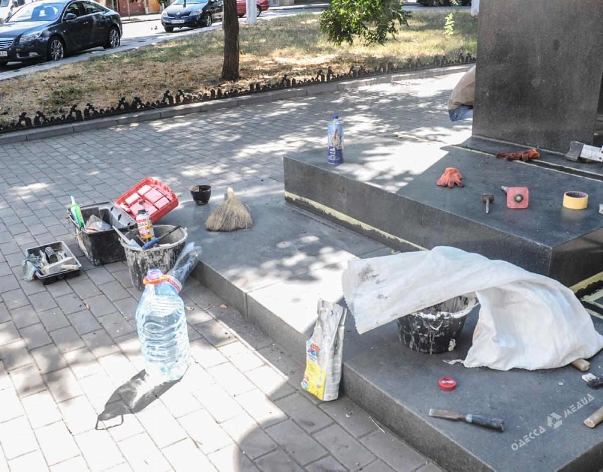 43b13906adf294e5fb93fb0d396be5f7 Одесситов переполошила чистка