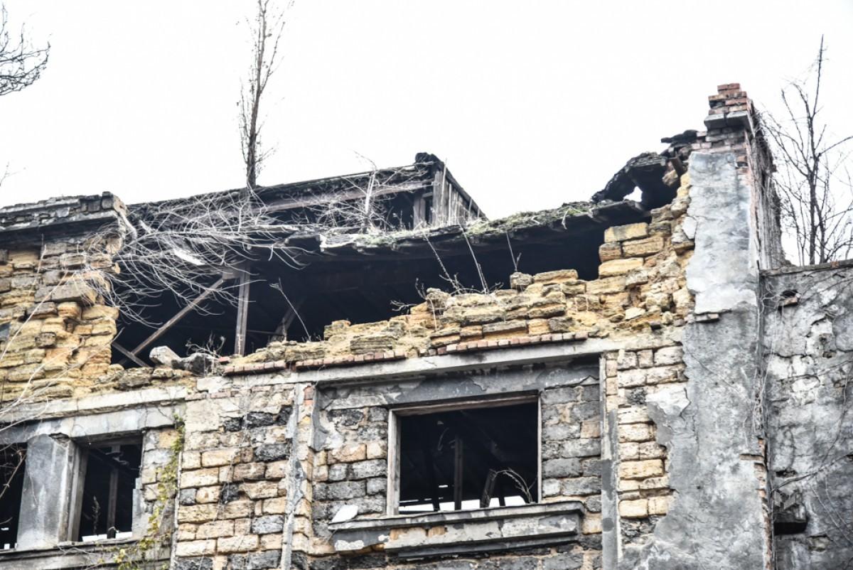 86564b126edbd4025b7d1e4037be90f7 Одесса: завод, который был гордостью страны, превратился в развалины