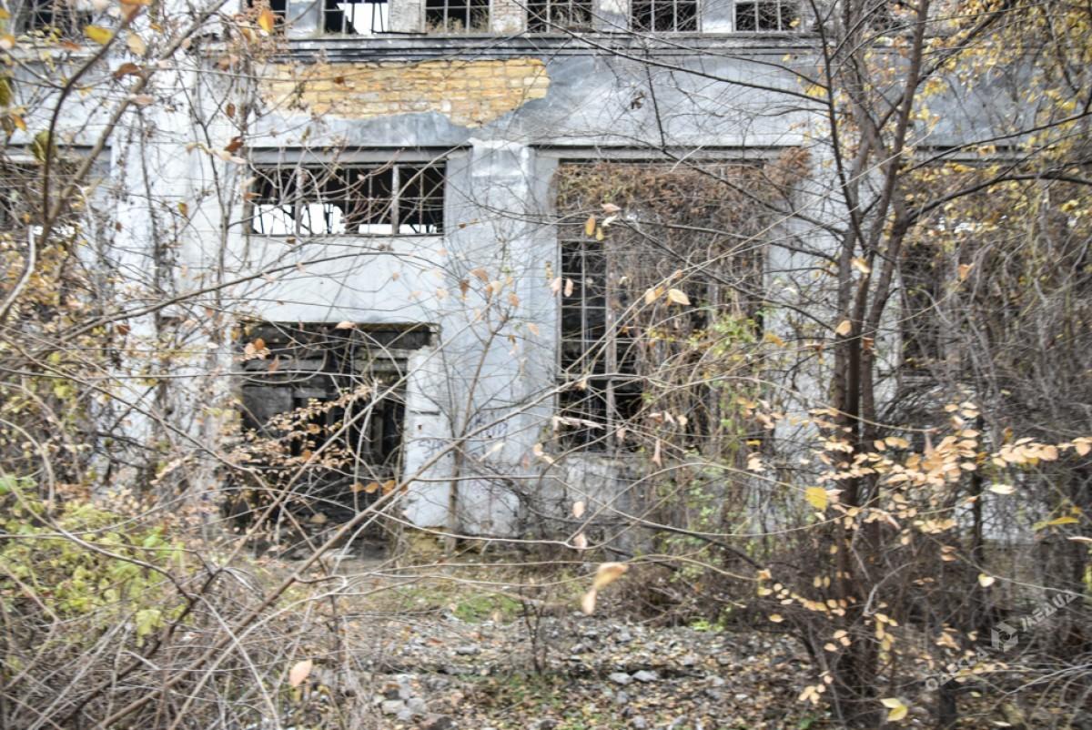 983a943d6df4083de6028bd7099275f0 Одесса: завод, который был гордостью страны, превратился в развалины