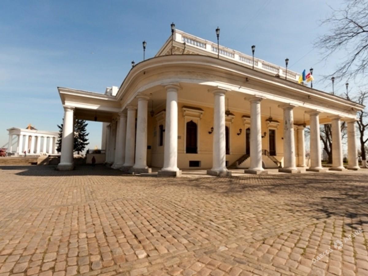воронцовский дворец в одессе фото место