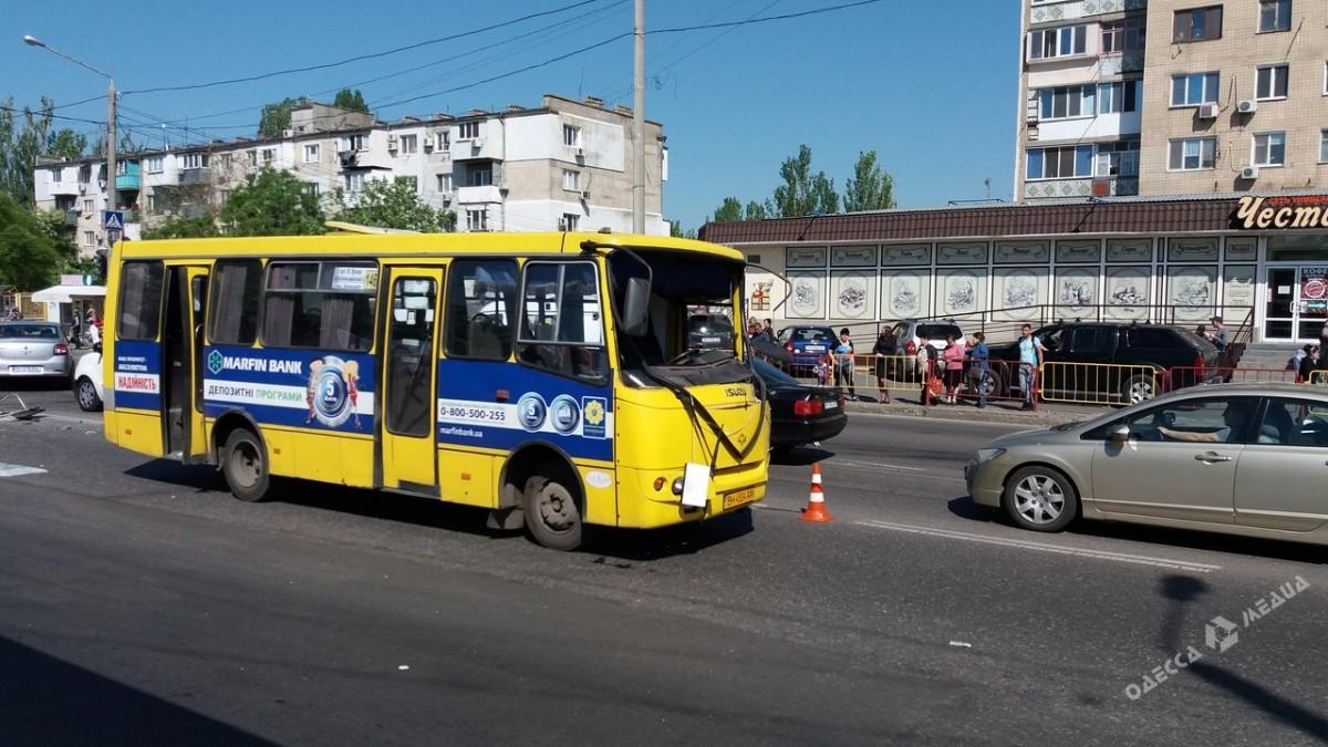 6da1d511e58b1a54cf38b931c1fcd9d4 ДТП в Одессе: серьезные пробки, три полосы движения перекрыты