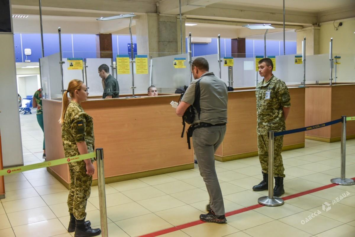 68466e41b4cca7ec4c4ff3f61d35402f Безвиз работает: Одесский аэропорт обслуживает вдвое больше пассажиров