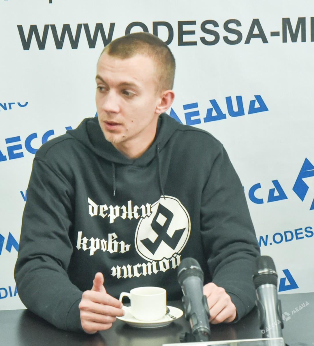 Одесские активисты устроили бессрочную акцию на территории завода «Краян», фото-1