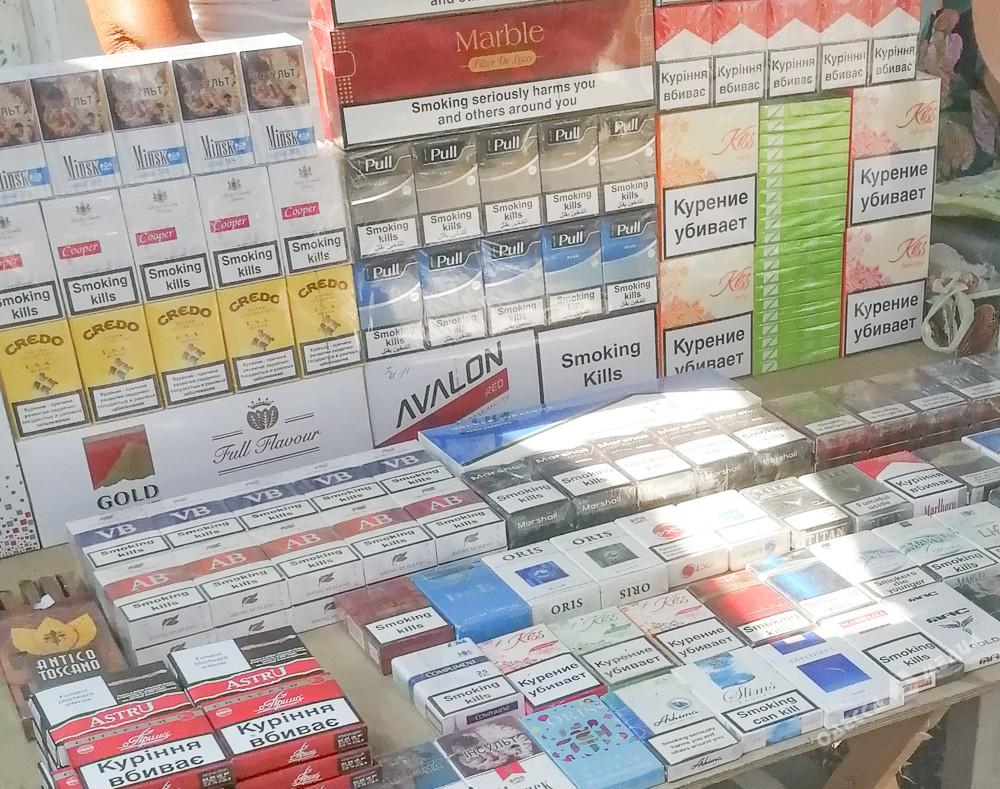 Куплю сигареты без акцизных марок 5 на табачные изделия